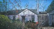 Haunted Abandoned House Painting By Artist Travis Thew Original Signed