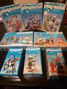 Amazing Vintage Rare Greek Lot Playmobil By Lyra 1976 Excellent Look