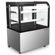 Marchia Mb36 36andacircandeuro� Floor Model Curved Glass Refrigerated Display Case