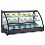 Marchia Mdc201 48andprime Refrigerated Countertop Display Case Back Mounted Compressor