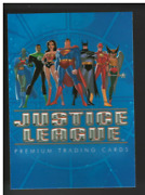 2003 Justice League Comic Hero Card S 1-81 A3720 - You Pick - 10+ Free Ship