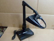 Dazor Mg400 8mg Series Illuminated Magnifier Lamp Weighted Base 26 Arm Reach