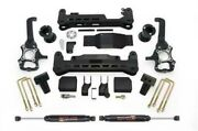 Readylift 7 Lift Kit With Sst3000 Rear Shocks For 15-19 Ford F-150 44-2575-k