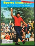1968 6-24 Sports Illustrated - Golfer Lee Trevino Ted Williams Wimbledon