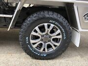 New Genuine Ford Wildtrak Ranger 2018 Model 18 Wheels And Bf Goodrich At Tyres