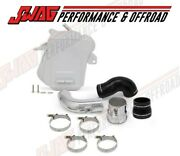 Mishimoto Air-to-water Performance Intercooler Kit For 2017+ Powerstroke Silver