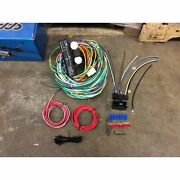 1967-72 Chevy C10 Gmc K10 Truck Modern Update Complete Wiring Harness Fuse Panel