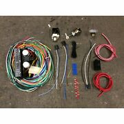1964-73 Ford Mustang Complete 24 Circuit Re-wiring Harness + Switch Kit Gt 5.0l