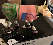 Princess Preppy From The Cow Parade 7726 - Retired And Rare