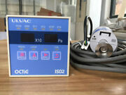 Ulvac Octie Iso2 Is02 Gauge With Cable, Whole Set