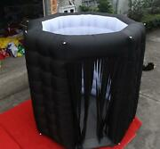 New 2019 Octagon Style Inflatable Professional Led Photo Booth Tent - Weddings N