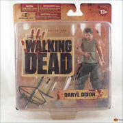 The Walking Dead - Daryl Dixon Series 1 Action Figure Amc Tv - By Mcfarlane Toys
