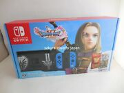 Nintendo Switch Dragon Quest Xi S Roto Edition Japan Limited Model Console