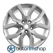 New 19 Replacement Wheel Rim For Chevrolet Impala 2014-2020 Machined Silver