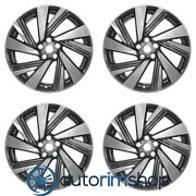 New 20 Replacement Wheels Rims For Nissan Murano 2015-2019 Set Machined With...