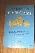 How To Invest In Gold Coins - Don Hoppe