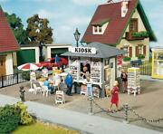 330995 Pola G Scale Kit Of Susi's Newsstand - New