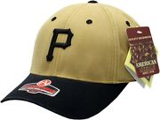 Pittsburgh Pirates Fitted Hat Destructured