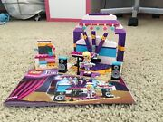 Lego Friends Stephanie's Rehearsal Stage 41004 Complete