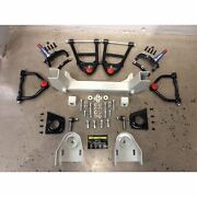 Front End Mustang Ii 2 Ifs Kit For 1958 And Earlier Plymouth Fits Wilwood Brakes