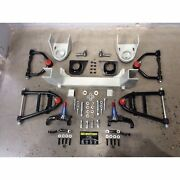 1962-1965 Nova Front End Mustang Ii 2 Ifs Kit Fits Wilwood And Ssbc Brakes Acadia