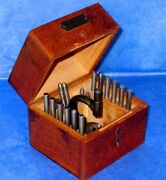Faure And Fils Swiss Le Locle Watchmaker Tool Set Original Box 19th Century