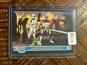 2004 Topps Star Wars The Clone Wars Promo Card P1