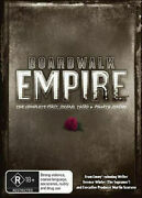 Boardwalk Empire Season 1-4 Dvd 19-disc Set Packed With Bonus Features New