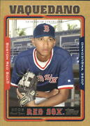 2005 Topps Gold + Topps Update Baseball Serial 's Pick Your Players