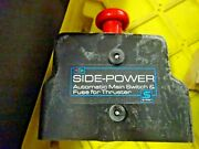 Used Side-power Thruster 8977-24v S-link Automatic Main Switch 24v