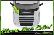 Arctic Style Hood Stripe Decal -fits 2008 -2013 Jeep Liberty 3
