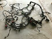 12 13 Land Rover Range Evoque Engine Wire Harness And Fuse Box Bj32-14290-bvd Oem