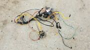 Mercruiser 165 In-line Six Cylinder Wiring Harness Coil And Starter Solenoid