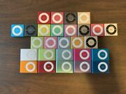 Apple Ipod Shuffle 2nd, 4th, 5th, And 6th Generation 1gb And 2gb - Any Color + Gen