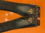 New With Tags, Antique Rivet Women's Jeans Sunny Size 25 Bootcut