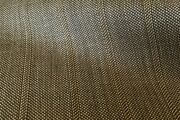 Fawn Pick And Pick With Gold Stripe 3.5mts All Wool Suiting Jacketing Fabric