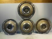 Set Of 4 Wheel Covers For 1962 Chevrolet Corvair