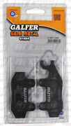 Galfer Front Brake Pads Fa228 Enfield Classic 500 Military Battle Green 2012-14