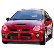 Dodge Neon 03-05 Chs Rgb Colorfuse Led Headlight Halo Rings Kit