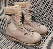 Canadian Forces Army Hot Weather Csa Steel Toe Combat Boots 250/102