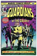 Astonishing Tales Featuring Guardians Of The Galaxy 29 Vf+ Marvel