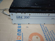 Used Ltb Lasertechnik Berlin Mnl 205-m-c Gmbh Mnl 200 Fast Ship By Dhl Or Ems