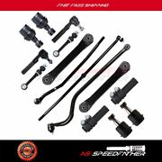 For Dodge Ram 2500 3500 4x4 15pcs Front Track Bar Ball Joints Sway Bars Kit
