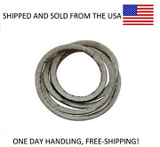 Craftsman Riding Lawn Mower Tractor Drive Belt 178138 And Fits Poulan Husqvarna