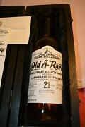 Laphroaig 21 Years Old 1996 - 2017 Old And Rare Magnum Bottle
