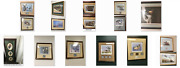 Duck Prints Incl First Of State Duck Stamps Fed. 50th Anniv. Duck Prints Etc.