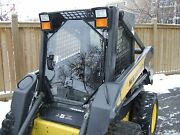 New Holland Lx 665 Through Ls 885 Skid Steer Door And Sides