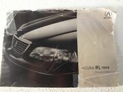Owners Manual For1998 Acura Rl