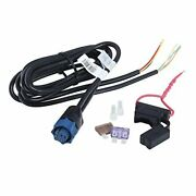 Lowrance Standard Power Cord - For Fishfinder 000012749