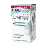 100 Boxes True Track Blood Glucose Total Of 5000 Test Strips Exp 03/15/2023